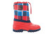CMP Campagnolo Tykky Snow Støvler Børn rød/blå